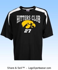 27 YOUTH OUTDOOR PRACTICE JERSEY Design Zoom
