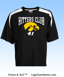 41 ADULT Outdoor Practice Jersey Design Zoom